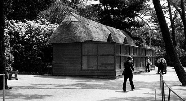 Bournemouths original aviary