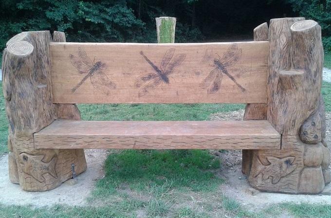 TOTT Bench 450 x 600