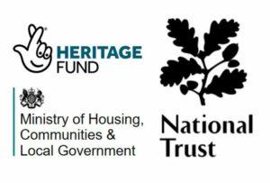 Various partner logos