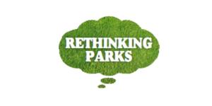 rethinking parks logo